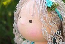 куколки=текстиль=игровые