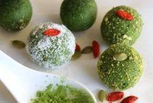 sweets / {vegan - raw - gluten free desserts}