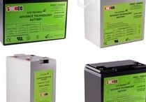 Advance Technology Battery / These have a patented chemistry, which is very unique and makes them better than conventional VRLA Batteries. These can be used in Alternative Energy, Defense, Marine, Telecommunications systems, Cleaning Machines, Golf Carts, Electric Vehicles etc.