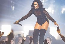 Demi Lovato / Demetria slays in every way. I just realized the rhyme.