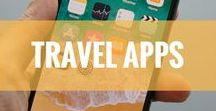 Travel Apps / Let your mobile phone do the work for you while traveling. There travel apps will make your life on the road so much easier.