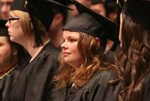 UT TYLER COMMENCEMENT / Graduation ceremonies at The University of Texas at Tyler / by UT Tyler