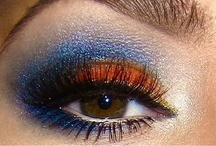 BEAUTY BOARD / Ideas to inspire you when headed to UT Tyler Patriot games or out on the town. Have your own orange and blue ideas?  Email photos and instructions to web@uttyler.edu. / by UT Tyler