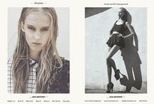 Our Models: Comp Cards / by STARSYSTEM