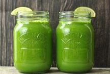 * Green / Detox Smoothies / Green / Detox Smoothies / by Yonit Shahar