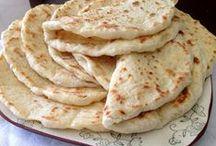 * Yeast -  Bread, Buns ,Rolls & more (not sweet ) /  מאפי שמרים - לחמים לחמניות ומאפים מלוחים / by Yonit Shahar