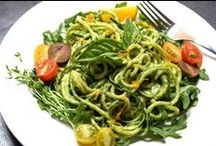 * Pasta, noodles - salads & dishes * / by Yonit Shahar