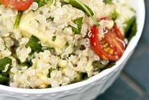 * Quinoa salads and dishes / by Yonit Shahar