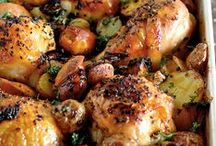 * Chicken / poultry / מתכוני עוף  / by Yonit Shahar