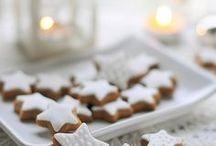 Belle nourriture de Noël !!