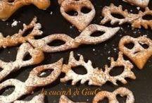 Ricette: Carnevale / Mardí gras recipes