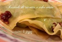 Ricette: Salati italiani / savory Italian recipes