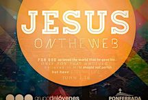 #JesusontheWeb / Gospel images