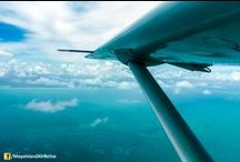 Belize Aerial Photography / This board features photos of Belize taken aboard Maya Island AIr aircrafts