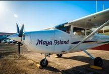 Fly Maya Belize Aircraft / Photos of Maya Island Air Aircrafts