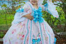Den lille prinsesse / Udklædning, til den lille pige