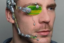 Futuristisk og Sci fi kostumer.