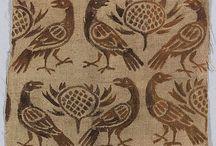 Middelalder tekstiler