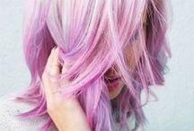 Hair Color/Cut Inspirations