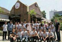 Maicih Baso / Maicih Baso located at Jl Sawunggaling no 2 Bandung & Floating Market Lembang