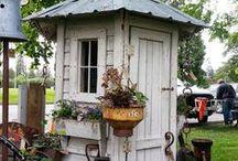 Inspirasjon til huset og hagen.
