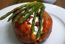 Potatoes ~ Patate / Tuber of varying colors and flavors amazing to use in many different recipes!