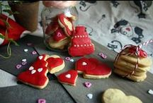 Cookies ~ Biscotti / Crispy cookies in every shape and color, ideal for breakfast or a tasty snack.