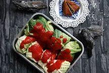 Vegan / Natural Food! No meat, no seafood, no dairy, no eggs; etc...