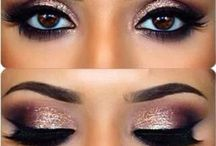 Makeup!  / Makeup should never be used to hide yourself. It should be used to enhance your natural beauty!