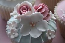 __cupcakes / cupcake design ideas