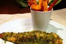 Salmon / Grilled, smoked or pan fried recipes for this popular fish, rich in omega-3s and protein!