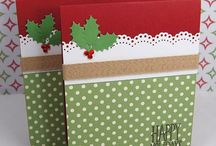 Christmas cards / Easy Christmas cards