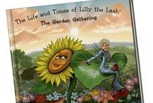 The Garden Gathering / In book one of the series, The Garden Gathering, Lilly the Lash finds her very first mission in a garden, where a big beautiful sunflower struggles with her size, unable to recognize the importance of her own SELF-WORTH. Lilly, only ever seen by the reader, sends in a tiny soccer playing spider to help her realize that no matter what our differences, we all have value!