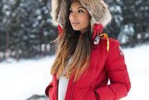 Chic Winter Style / Fall & Winter Fashion Inspo