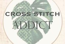 Cross Stitch Addict / Cross stitch inspiration and patterns