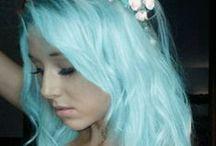 make up + hairstyles