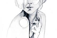 fashion ✎ Illustration