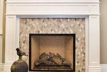 Fireplaces Ideas / Fireplace ideas