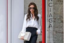 Victoria Beckham / Style • Inspiration • Make-up • Outfit