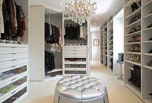 Walk • In • Closet / Inspiration