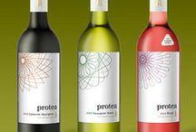 Wine labels / Wine labels design ideas