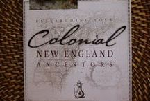 Colonial American Resources / by Journey to the Past