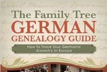 German Genealogy Resources / by Journey to the Past