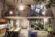 Interior Design / Architettura/Design d'interni