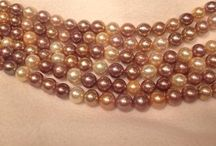 Pearl of a girl / Pearls come in every shape, size, and color- they aren't just for your grandmother!
