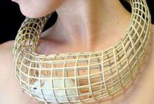 Bizarre jewelry! / All quite peculiar choices of adornment...
