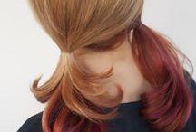 Hair! / This one's about DIY hair tutorials.