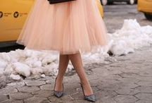 {like a ballerina} / there's just something about those tulle skirts!