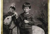 Famous Writers as Children