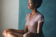Relaxation / Yoga, Meditation, and other ways to wind down.
